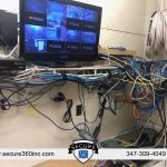 Secure 360 inc - CCTV - Networking installations